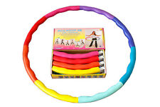 Weighted Sports Hula Hoop for weight loss - Acu Hoop 4M - 4 lb. medium, fitness