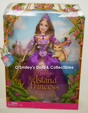 2007 BARBIE AS THE ISLAND PRINCESS LUCIANA Rare Sings Songs w PEARL_K8105_NRFB