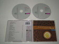 T.TALLIS/LATIN CHURCH MUSIC A.PARROTT TAVERNER CONSORT(VIRGIN/5 62230 2)2xCD