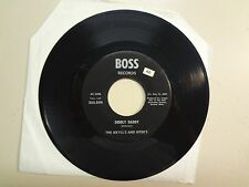 """JEKYLL'S & HYDE'S: Diddly Daddy 3:10-You Can't Judge A Book-U.S. 7"""" Boss Records"""