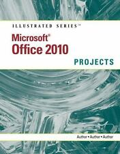 Microsoft® Office 2010 Projects by Carol Cram (2011, Paperback)