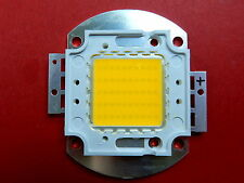 50 W Watt LED Chip warmweiss,35*35 mil, 4800 Lm,3000K, ww, COB, Fluter, Aquarium