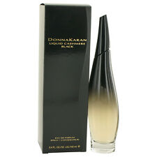 Liquid Cashmere Black Perfume By Donna Karan Eau De Parfum Spray for Women 3.4 o