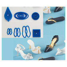 Deluxe Tiny Shoe Cutter Set By Frankly Sweet