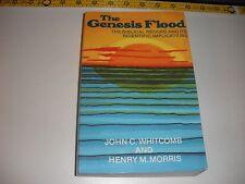 """""""The Genesis Flood"""" Watchtower Research global flood noah geology science"""