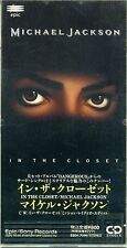 "MICHAEL JACKSON ""IN THE CLOSET"" CDs JAPAN"