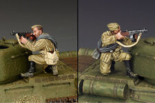 KING AND COUNTRY Red Army Kneeling Firing WW2 RA43 RA043