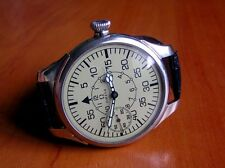 LUFTWAFFE MILITARY DIAL OMEGA ORIGINAL BRANDED SWISS VINTAGE 1923 MOVEMENT