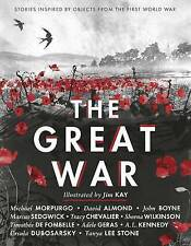 THE GREAT WAR:STORIES INSPIRED  BOOK NEW