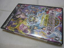 PS2 Saint Seiya Meiou Hades Juunikyuu Hen. Japan Impot. [Knights Of The Zodiac.]