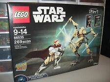 LEGO STAR WARS EXCLUSIVE  2 IN 1 BATTLE PACK FREE POSTER INCLUDED NIB