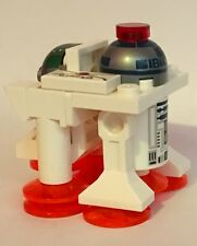 ORIGINAL lego STAR WARS PARTS - CUSTOM R2D2 TURBO JET - DOUBLE HEAD - CHRISTMAS