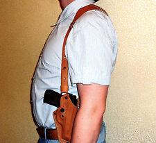 Gun holster Walther PPK, Bersa Thunder .380, Makarov genuine leather 111-2