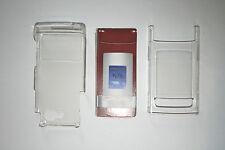Crystal Case Klarsichtgehäuse für Nokia N76