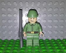 LEGO INDIANA JONES MINIFIG - RUSSIAN GUARD 1 - IAJ013 FROM SETS 7626, 7627, 7628