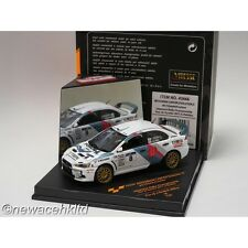 MITSUBISHI LANCER EVOLUTION X #8 VITESSE MODEL 1/43 #43444