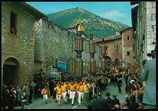 AA0185 Perugia - Provincia - Gubbio - Corsa dei Ceri - Calata dei Ferranti