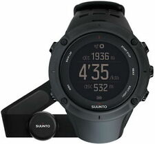 Suunto Ambit3 Peak Black (HR) GPS Mobile Connection Sport Watch - SS020674000