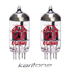 ECC83 (12AX7) JJ Valve (Tube) NEW PREMIUM TESTED x 2 for AMP