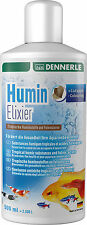 Dennerle Humin Elixir Humic Fulvic Essence Catappa Extract Aquarium 500ml
