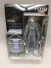 Figma Max Factory Archetype Next he Gray Color Ver Action Figure