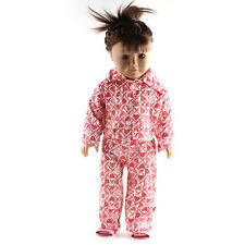 Hot fashion pajamas clothes for 18inch American girl doll party new b581