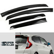 HONDA FIT 3ND JAZZ MUGEN WINDOW VISOR JDM GUARD 4PC 2014-2016