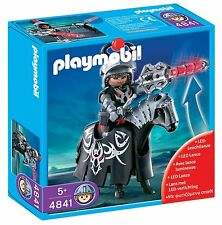 PLAYMOBIL #4841 Dragon Knight with LED-Lance NEW!