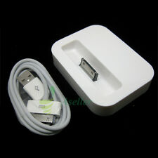 Dock Hotsync Charger Cradle + USB cable Cord For iPod Classic 160GB 80GB 120GB