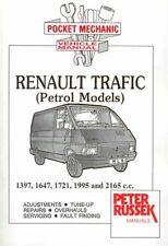 Meccanico Di Tasca for Renault Trafic (Modelli a benzina)