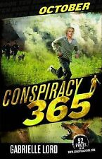 June by Gabrielle Lord - Conspiracy 365 series - EXCELLENT CONDITION