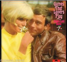 James Last Band: Games That Lovers Play - LP Vinyl 33 Rpm