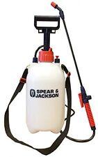 Pump Action Pressure Sprayer Hand Spray Garden Weedkiller, Pressure Sprayer