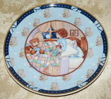 Heinrich Star Light, Star Bright PLATE Germany Renee Faure COA/Box  Bed Time