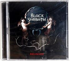 BLACK SABBATH: Reunion SEALED 1998 Promo Punched CD Rare Heavy Metal ORIG