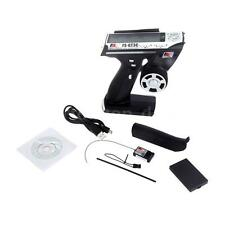 Flysky FS-GT3C 2.4G 3CH Radio Remote  Control LCD RC Transmitter & Receiver R5B3