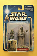 StarWars AotC/SAGA - TUSKEN RAIDER (Female with Tusken Child)