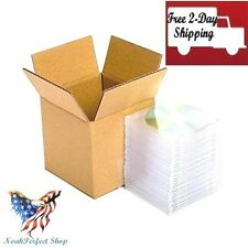 Cardboard Delivery Boxes 25 Pack 6x6x6 Packing  Mailing Moving Shipping