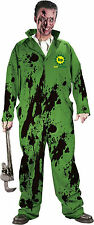Bad Planning Dirty Oil Stains Spill Adult Costume Mechanic Jumpsuit