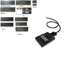 adaptateur USB MP3 AUX Renault Clio Kangoo Traffic Espace Laguna Megane Scenic