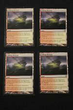 4x Clifftop Retreat - Magic the Gathring MTG - Innistrad White Red Rare Land