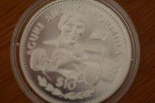 Aguri Suzuki 1992 10 dollar silver proof coin