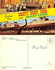 USA California Knott's Berry Farm and Ghost Town CHICKEN DINNER HOUSE (A-L 029)