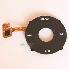 Used Black iPod Classic Wheel 6th Gen 7th Generation Clickwheel Click Scroll UK