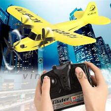 Development 2.4G 2CH Glider RC Jets Remote Control Airplanes Foam Plane Fighter