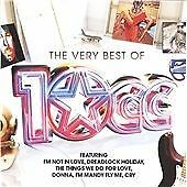 The Very Best Of 10cc CD Godley & Creme
