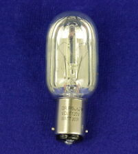 120V 30W Ba15d Microscope Bulb replacement for Nikon 77458,  1/2 Silvered Lamp