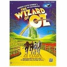 The Wizard of Oz -- Selections from Andrew Lloyd Webber's New Stage Production,
