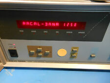 RACAL DANA 1250 UNIVERSAL SWITCH CONTROLLER / 4 RELAY CARDS AND EXTRA