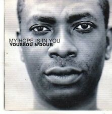 (BZ595) Youssou N'Dour, My Hope Is In You - 1999 CD